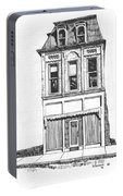 The Colwell Building Helena Montana Portable Battery Charger