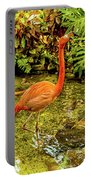 The Flamingo Portable Battery Charger