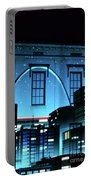 The Gateway Arch And The City Portable Battery Charger