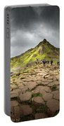 The Giants Causeway Portable Battery Charger by Chris Cousins