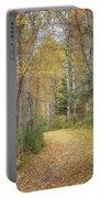 The Golden Path Portable Battery Charger by Susan Rissi Tregoning