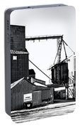 The Grain Elevator Portable Battery Charger