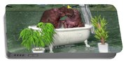 The Hippo Tub Portable Battery Charger