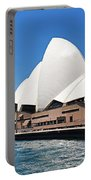 The Iconic Sydney Opera House.  Portable Battery Charger