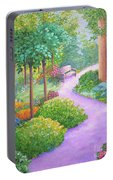 The Lilac Path - Rest Awhile Portable Battery Charger