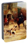 The Meet By Heywood Hardy Portable Battery Charger