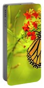 The Monarch Butterfly Portable Battery Charger