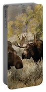 The Moose Rut Portable Battery Charger