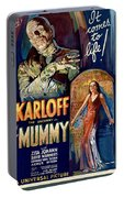 The Mummy 1932 Film Portable Battery Charger