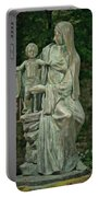 The Offering Statue Portable Battery Charger