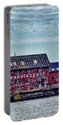 The Paint Factory, Gloucester, Massachusetts Portable Battery Charger