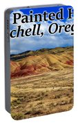 The Painted Hills Mitchell Oregon 02 Portable Battery Charger