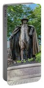 The Puritan Statue Portable Battery Charger