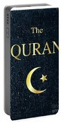 The Quran Portable Battery Charger
