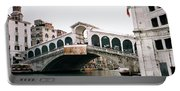 The Rialto Bridge  Portable Battery Charger