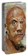 The Rock From California Portable Battery Charger