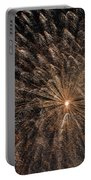 The Saint Louis Missouri 4 Of July Fireworks Portable Battery Charger