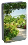 The Scent Of Monet Portable Battery Charger