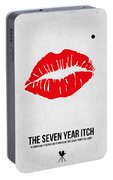 The Seven Year Itch Portable Battery Charger
