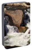 The Sinks In Smoky Mountain National Park Portable Battery Charger