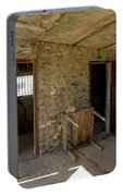 The Stone Jailhouse Interior Portable Battery Charger