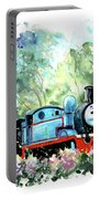 Thomas The Tank Engine In Buckfastleigh Portable Battery Charger