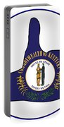 Thumbs Up Kentucky Portable Battery Charger