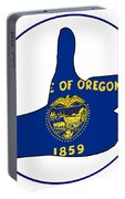 Thumbs Up Oregon Portable Battery Charger