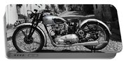 Tiger T100 Vintage Motorcycle Portable Battery Charger