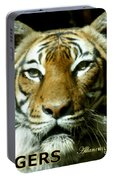 Tigers Mascot 4 Portable Battery Charger