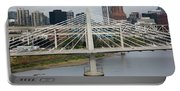 Tilikum Crossing, Portland, Oregon, Usa Portable Battery Charger