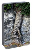 Tree In Stone Portable Battery Charger