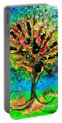 Tree Of Faith Portable Battery Charger