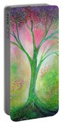 Tree Of Tranquility Portable Battery Charger