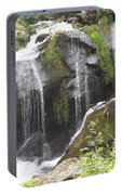 Triberg Waterfalls Landscape Portable Battery Charger