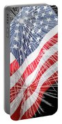 Tribute To The Usa Portable Battery Charger