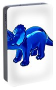 Triceratops Cartoon Portable Battery Charger