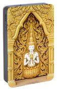 Triple Buddhas, Thailand Portable Battery Charger