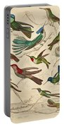 Trochilus - Hummingbirds Portable Battery Charger