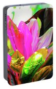 Tropic Hawaii - Ti Leaf Plant Portable Battery Charger