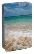 Tropical Fantastic View Portable Battery Charger