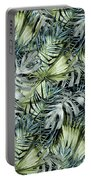 Tropical Leaves I Portable Battery Charger