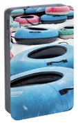 Tubing Portable Battery Charger