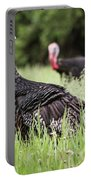 Turkey Flock Portable Battery Charger