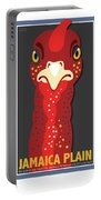 Turkey Stare Jp Portable Battery Charger