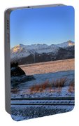 Turnagain Arm And Kenai Mountains Alaska Portable Battery Charger