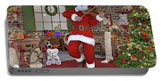 Two Nights Before Christmas Portable Battery Charger