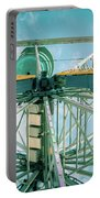 Under The Ferris Wheel Portable Battery Charger