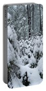 Under The Snow Portable Battery Charger