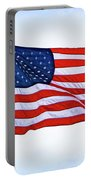 U.s. Flag 5 Portable Battery Charger